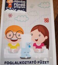 Pöttöm Fürdő Programmal a gyerekek egészségéért!