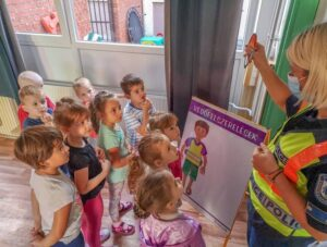 Mobilitás hét a Patakparti Óvodában